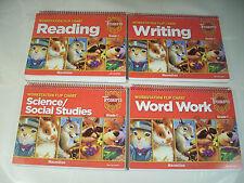 Grade 1 Reading Writing Science Word Work Flip Charts Macmillan LN 114-1A