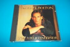 "MICHAEL BOLTON "" TIME LOVE & TENDERNESS "" CD SONY MUSIC 1991 NUOVO"