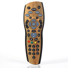 Wood Effect Skin Sky+ Plus HD TV Television Remote Controller Control Sticker