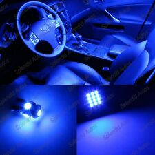 Ultra Blue Interior LED Package For XV Crosstrek  2013 and up (6 Pieces) #1057