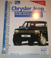 Reparaturanleitung Jeep Wrangler YJ + Cherokee XJ Benziner + Turbodiesel Diesel