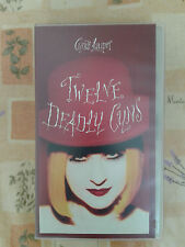 Cyndi Lauper Twelve Deadly Cyns…and then some VHS
