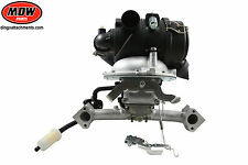 Briggs & StCarburetor and manifold assembly   -  To suit Dingo K93 model Briggs