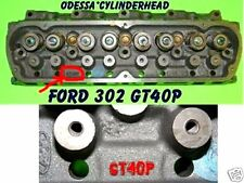 FORD EXPLORER MOUNTAINEER 5.0 OHV IRON 302 SBF GT40P CYLINDER HEAD REBUILT
