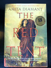 The Red Tent by Anita Diamant 1997 Paperback NY Times Bestseller Novel