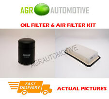 DIESEL SERVICE KIT OIL AIR FILTER FOR TOYOTA COROLLA VERSO 2.0 90 BHP 2001-04
