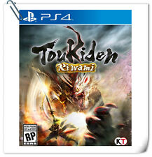 PS4 Toukiden Kiwami Koei 讨鬼传 极 中文 ENGLISH SONY PLAYSTATION Koei Tecmo Action