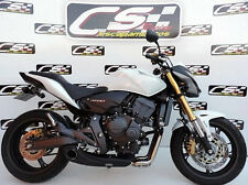 Honda CB600F 08/14 Hornet Full Exhaust Muffler CS Racing Taylor Made Style