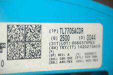 TI TL7705ACD 4.55V SUPPLY MONITOR 8-SOIC TAPE QTY-100