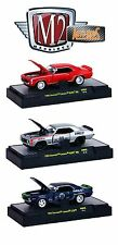 1:64 M2 Machines AUTO-MODS RELEASE #5 = 1969 CAMARO Set *CHANCE AT CHASE CAR*