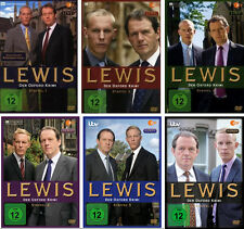 24 DVDs *  LEWIS - DER OXFORD KRIMI - STAFFEL / SEASON 1 - 6 IM SET # NEU OVP &