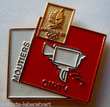 PINS JEUX OLYMPIQUES JO ALBERTVILLE 1992 Original Olympic Games CIRTV