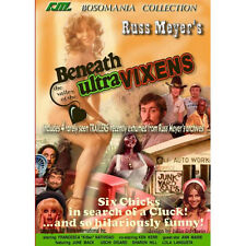 Russ Meyer's Beneath the Valley of the Ultravixens (DVD) with Kitten Natividad!
