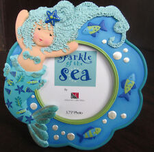 Character Collectibles SPARKLE BY The SEA Mermaid Picture Frame new CBS1035231