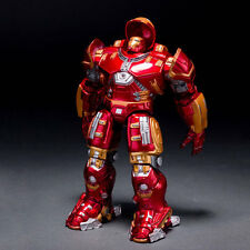 "7"" Inch Marvel Avengers Iron Man Hulk Collection Model Toys Action Figures"