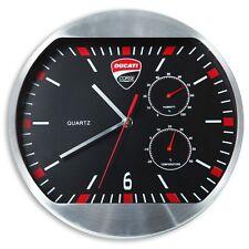 *Nouveau* Horloge murale DUCATI Corse  - 987691020 -  Ducati Corse wall clock