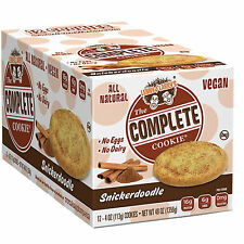 Lenny & Larrys Complete Cookie - 12 Cookie(S) SNICKERDOODLE