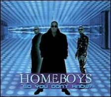 So You Don't Know? by Los Homeboys (2000)