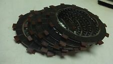 73 KAWASAKI KH400 S3 TRIPLE KH 400 KM143B ENGINE TRANSMISSION CLUTCH DISC SET
