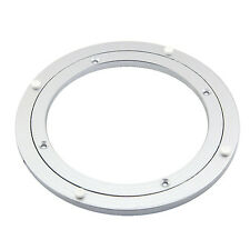 Diameter 200mm Aluminum Lazy Susan Turntable Bearings For Dining-table