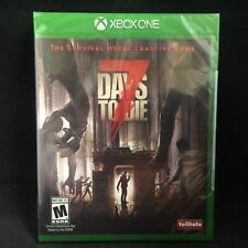 7 Days to Die (Microsoft Xbox One) BRAND NEW / Region Free