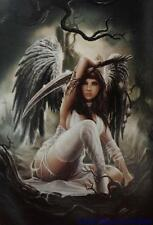 """ANGEL Flag/ Tapestry/ Fabric Poster  """"Defender""""     NEW"""