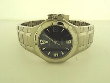 NEW Men's Concord Saratoga 37.5mm SS Swiss Watch w/ Box & Papers 14C21894 $2090