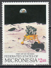 Micronesia Nr. 141** 20th anniversary of the moon landing / Lunar Module