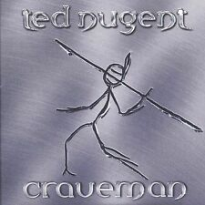 Ted Nugent - Craveman  (CD, Sep-2002, Spitfire Records) CANADA