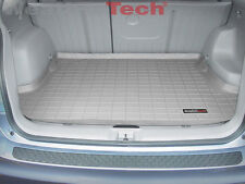 WeatherTech® Cargo Liner Trunk Mat - Toyota Matrix - 2003-2008 - Grey