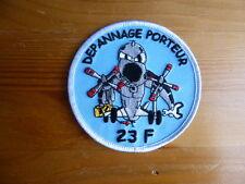 Patch Officiel Marine Flotille 23F aviation Depannage Porteur Atlantique 2 ATL 2