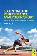 Essentials of Performance Analysis in Sport: second edition (Pape. 9781138022997