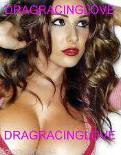 "Gorgeous British Actress/Model ""Lucy Pinder"" ""BUSTY"" 8x10 ""Pin Up"" PHOTO! #(2)"