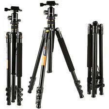 K&F Concept KF-TM2324 DSLR Camera Tripod w/ Ball Head Mount for Canon Nikon Sony