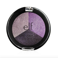 ELF BAKED TRIO EYESHADOW in 'Lavender Love' Lilac Violet Purple Palette BN&B
