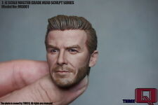 "THREEQ MG001 1/6 David Beckham Middle Age Edition head model fit 12"" body model"