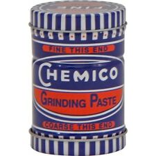 Chemico Valve Grinding Paste 100g - Fine & Coarse Grade in One Double Ended Tin