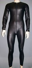 MANSTORE M 510  Allover Suit Full Body  black M L XL  oder XXL verlängerter Zip