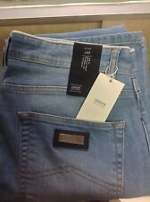 Men's Armani Jeans J40 -blue - slim fit -Waist 36Length 34