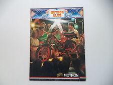 advertising Pubblicità 1981 MOTRON SV3 R SV3-R 50