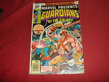 MARVEL PRESENTS #6 Guardians Of The Galaxy Bronze Age Marvel Comics 1976 FN+/VF-