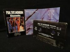 PAN.THY.MONIUM Khaooohs / 1994 / MC CASSETTE AFFLICTED, PHLEBOTOMIZED, OPETH