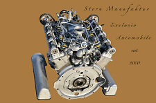 Motor Mercedes Benz V8 W109 300 SEL 3.5 Limousine M116 M116.981 147 kw 200 PS