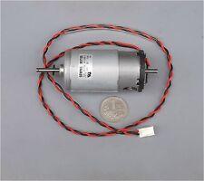 Lengthened Low current Large torque 12V-24V DC motors 5712 Carbon Brush DIY