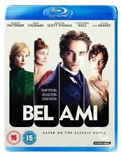 Bel Ami NEW Cult Blu-Ray Disc D. Donnellan Robert Pattinson U. Thurman C. Ricci