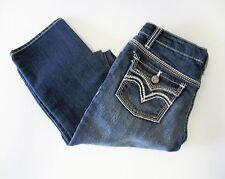 Levi's Girls Thick Stitch Skinny Jeans Lightscape Sz 16R - NWT