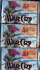 WARCRY 3 BOOSTERS LEGIONS OF CHAOS