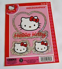 HELLO KITTY Auto Truck Mirror Locker Decal Sticker NEW