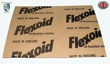 Genuine Flexoid Gasket Paper A4 size Sheet (Free UK Postage) 0.08mm Thick