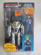 MACROSS Robotech 15th Anniversary SUPER VALKYRIE VF-1S #2 ARII FIGURE *MOC*